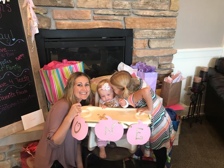 Camryn 1st Birthday