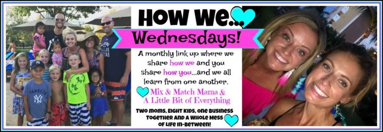 How-We Wednesdays